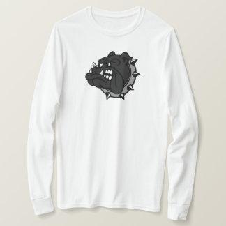 Camiseta Buldogue preto