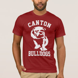 Camiseta Buldogues do cantão