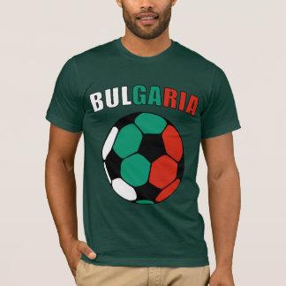 Camiseta Bulgária Footy (escuro)