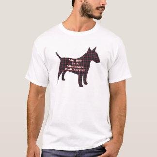 Camiseta Bull terrier diminuto BFF