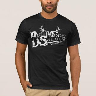 Camiseta BullMoose - matrizes do milímetro