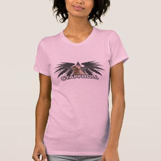 Camiseta Bullterrier de Staffordshire - asas de Staffbull