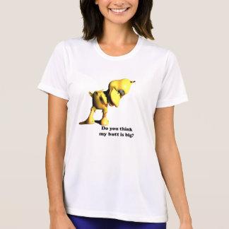 Camiseta bumbum do pato