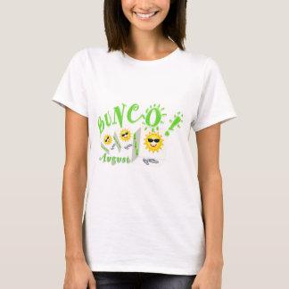 Camiseta Bunco agosto