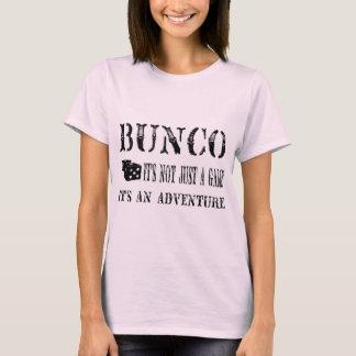 Camiseta bunco seu não apenas um jogo