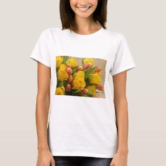 Camiseta buquê