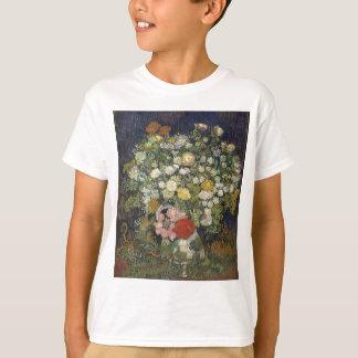 Camiseta Buquê das flores em um vaso