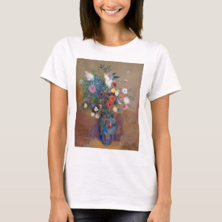Camiseta Buquê das flores - Odilon Redon