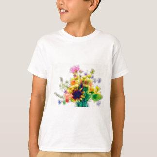Camiseta Buquê do Wildflower do verão