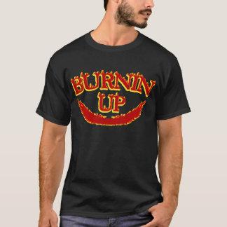 Camiseta Burnin acima