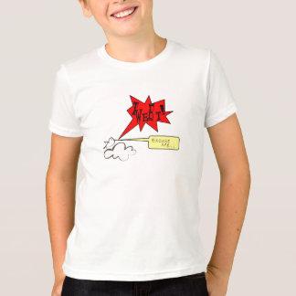 Camiseta Burp do passarinho