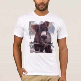 Camiseta Burro em Sprachstimmung