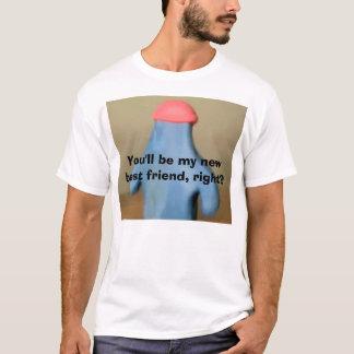 Camiseta Busca do amigo de Gobi