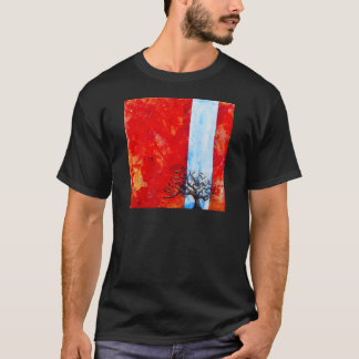 Camiseta Bush ardente