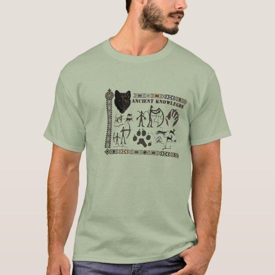Camiseta Bushcrafter T-Shirt Wolf Gray 2