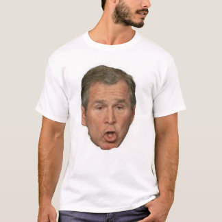 Camiseta Bushism