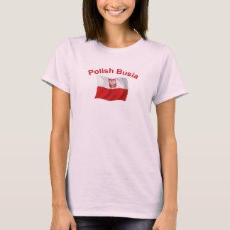 Camiseta Busia polonês (avó)