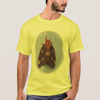 Camiseta butterfly_moth_royal_walnut_9747