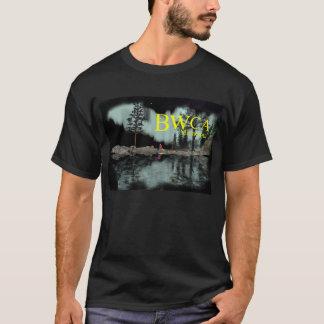 Camiseta BWCA Minnesota, sob as luzes de N