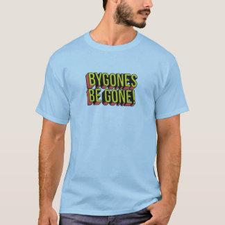 Camiseta Bygones seja t-shirt ido
