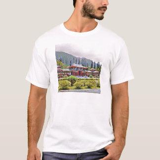 Camiseta Byodo-No templo Oahu