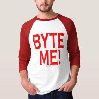 Camiseta Byte mim!
