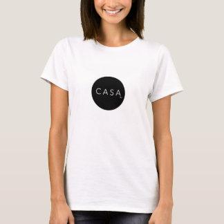 Camiseta C A S um t-shirt