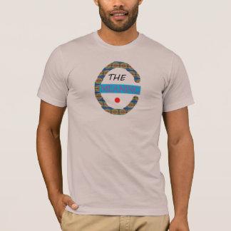 Camiseta C o T dos homens do significado - roupa americano