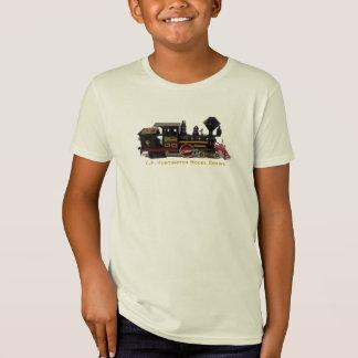Camiseta C.P. T-shirt modelo dos Motor-miúdos de Huntington