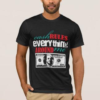 Camiseta C.R.E.A.M. por RCC