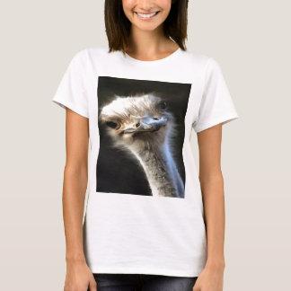 Camiseta Cabeça da avestruz