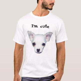Camiseta Cabeça da chihuahua