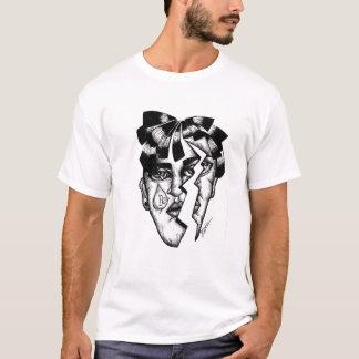 Camiseta Cabeça da rachadura