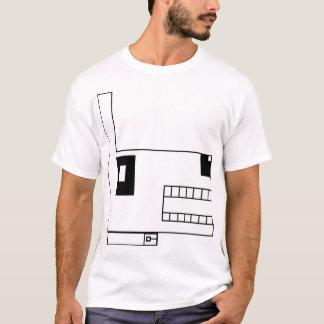 Camiseta Cabeça de bull terrier