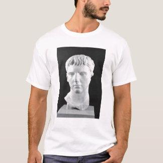 Camiseta Cabeça de Caesar Augustus