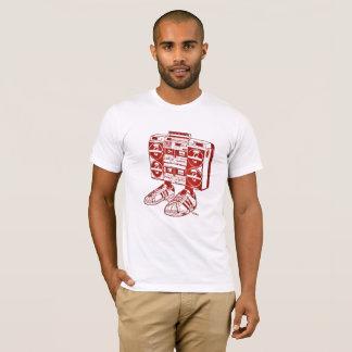 Camiseta Cabeça de rádio