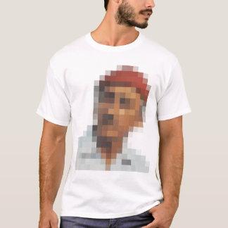 Camiseta Cabeça do pixel