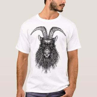 Camiseta Cabeça Horned da cabra