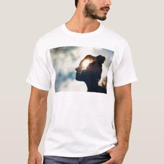Camiseta Cabeça leve