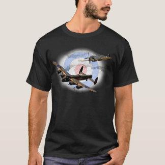 Camiseta Cabeça-quente e Lancaster
