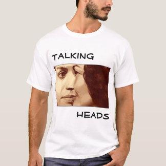 Camiseta Cabeças de fala
