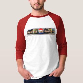 Camiseta Cabeças de Willy