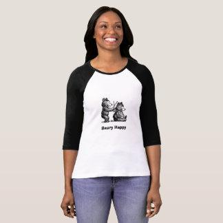 Camiseta Cabeleireiro feliz de Beary