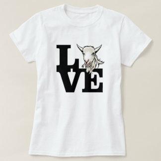 Camiseta CABRA | L retro O V E nenhuns chifres