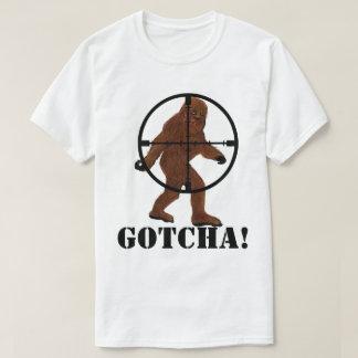 Camiseta Caça de Sasquatch