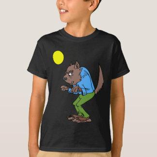 Camiseta Caça do homem-lobo