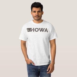 Camiseta Caça dos cervos de Iowa