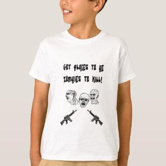 Camiseta Caça ida