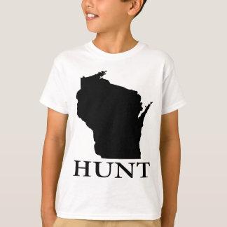 Camiseta Caça Wisconsin