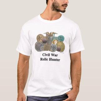 Camiseta Caçador da relíquia da guerra civil